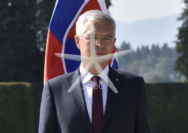 Slovenija, Brdo pri Kranju, 15.09.2020 15. september 2020  Ivan Korčok, portret Foto: Žiga Živulovič jr./BOBO