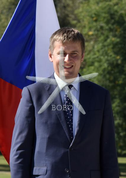 Slovenija, Brdo pri Kranju, 15.09.2020 15. september 2020  Tomaš Petriček, portret Foto: Žiga Živulovič jr./BOBO