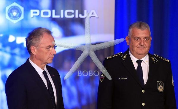 Slovenija, Tacen, 26.06.2020, 26. junij 2020  Aleš Hojs ,  Anton Travner,portret Foto: Borut Živulovič/Bobo